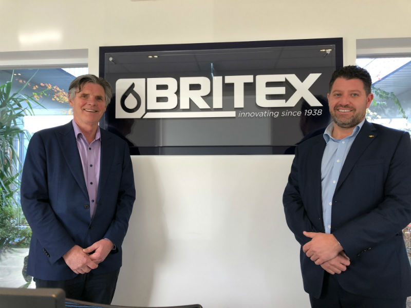 Commissioner at Britex